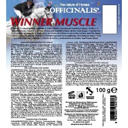 Pienso complementario Officinalis® Winner Muscle