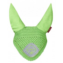 LeMieux High Visibility Fly Hoods Lime