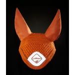 Bonnet chasse-mouche LeMieux High Visibility Mandarine