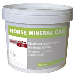 Horse Mineral Cab
