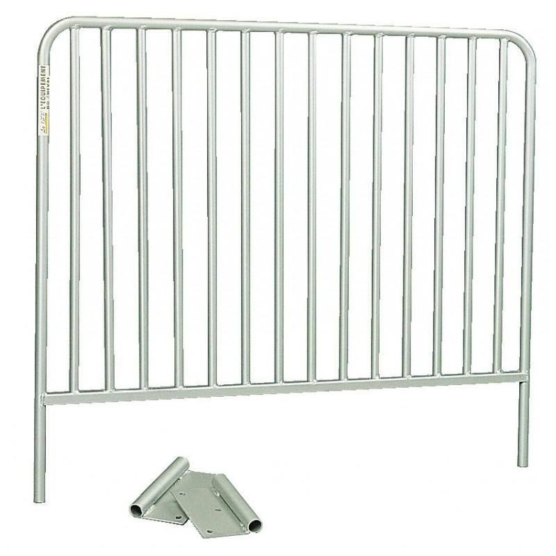 grille pour porte de box 1 2 m la g e mat riel d 39 ecurie. Black Bedroom Furniture Sets. Home Design Ideas