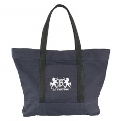 B Vertigo Baron Grooming Bag Navy blue
