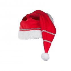 Horze Christmas Horse Cap Red