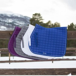 Horze All Purpose Saddle Pad White