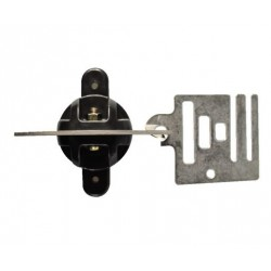 Gate handle insulator with tape connector