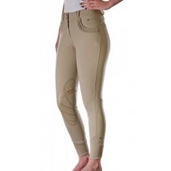 Pantalón My LeMieux Pace - mujer Beige