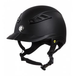 EQ3 Lynx Smooth Top Helmet Back On Track Black