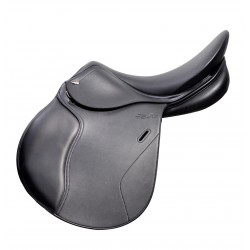 Tekna All Purpose Smooth Saddle Black
