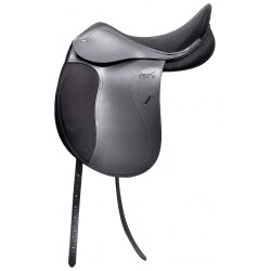 Tekna Dressage Saddle Black
