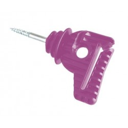 Insultor for tapes and ropes Purple