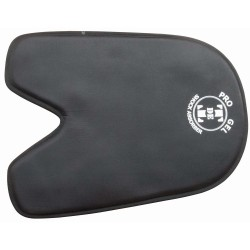 T de T Alfa Gel Cut Nose Pad Black