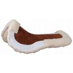 T de T Rising Pad With Leather White / natural