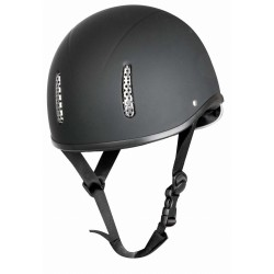 T de T Crosscountry Helmet Black
