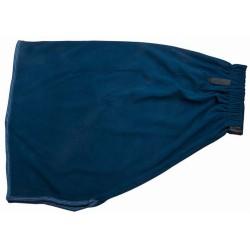 T de T Fleece Neck Cover Marine / sky blue