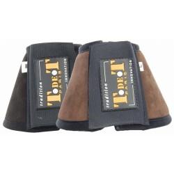 Campanas Amara Velcro T de T Negro