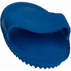 T de T Rubber Curry Comb Blue