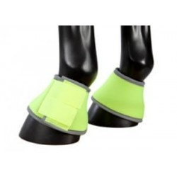 Reflective Overreach Boots