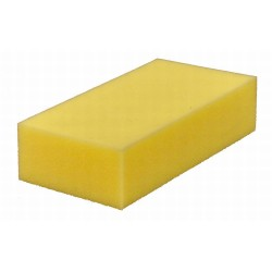 T de T Square Sponge Yellow