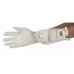 T de T Galop Gloves White