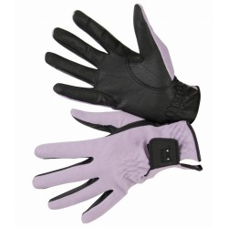 T de T Riding Gloves Purple
