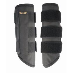 T de T Fetlock Boots Black