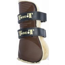 T de T Tendon Boots Dark brown