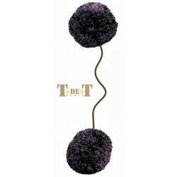 T de T Pompoms Unique
