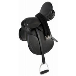 T de T All Included Saddle Black