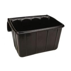 Mangeoire de porte noire 25 litres