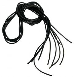 Cordón de amarre RANDOL'S de cuero redondo