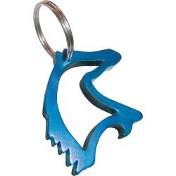 Porte-clés Tête de cheval décapsuleur