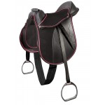 PFIFF Pony saddle set