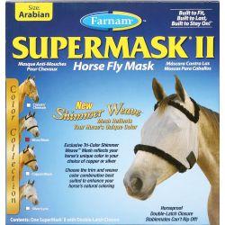 Masque anti-mouches Supermask II Farnam