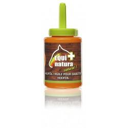 Aceite para cascos Equinatura con pincel 450 ml