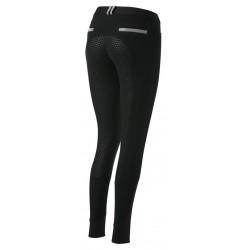 Pantalon Equi-Theme Glam fond silicone Noir