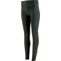 EQUITHÈME Pull-On Fit breeches Black