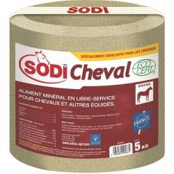 SODI CHEVAL salt block