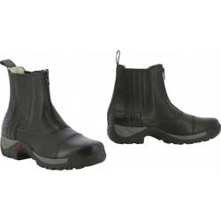 Boots Norton Zermatt Zip hiver Noir