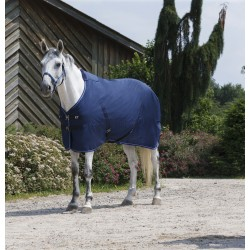 Equit'M stable rug Navy
