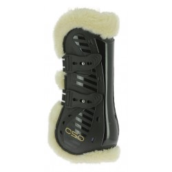 C.S.O. Fetlock and tendon boots Synthetic Lambskin