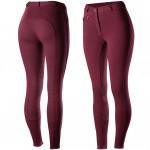 Pantalon Horze Active à fond silicone femme Violet royal