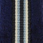 SYNTHETIC HALTER PADDED WITH SYNTHETIC FUR Blue