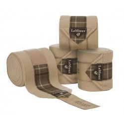 LeMieux Heritage Polo Bandages Beige