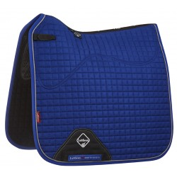 LeMieux X-Grip Single Sided Dressage Square Benetton blue