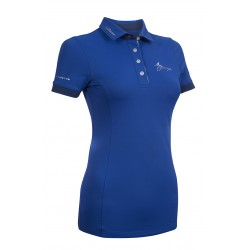 My LeMieux Polo Shirt Benetton blue