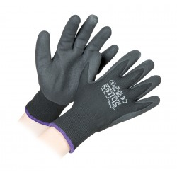 Shires All Purpose Winter Yard Gloves Black