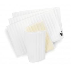 Shires Bandage Pads White