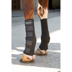Shires Arma Mud Socks Black