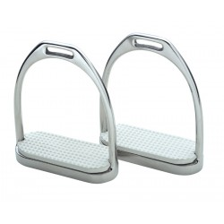 Shires Fillis Stirrups Stainless steel