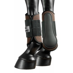 SOFT TENDON BOOTS WITH FIXED INNER FRONT